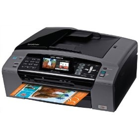 BROTHER MFC-495CW WIRELESS MULTI FUNCTION PRINTER