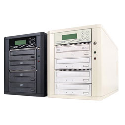 ASUS DVD-ROM WITH 3 PIONEER DVD-RW DUPLICATOR