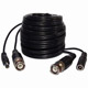 25FT SURVEILLANCE CABLE WITH DATA LINE AND POWER LINE