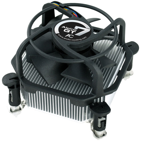 ARCTIC COOLING ALPINE 7 GT INTEL 775 CPU FAN