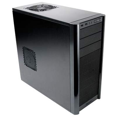 ANTEC THREE HUNDRED MID TOWER W/O PSU