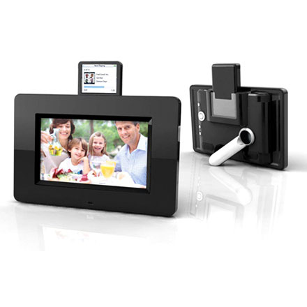 DALTON PHOTO FRAME WITH IPOD DOCK PFI-700