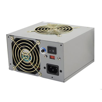 MOIS ATX 500W DUAL FAN POWER SUPPLY (1 YEAR WARRANTY)