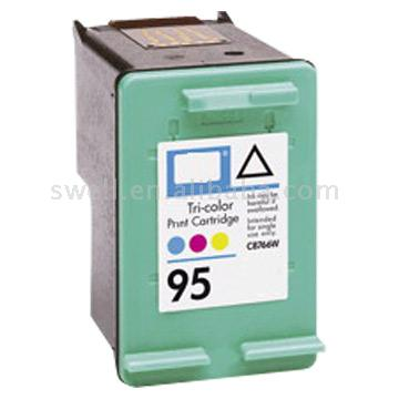 95 COLOR INK CARTRIDGE FOR HP DJ460/9800/6210/MORE PRINTER