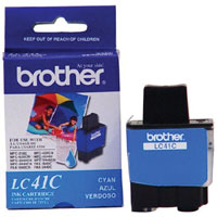 BROTHER LC41C/M/Y COLOR INK CARTRIDGE