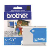 BROTHER LC51C/M/Y COLOR INK CARTRIDGE