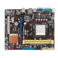 ASUS M2N68-AM SE2 AM2 GEFORCE7025 HT2000 MOTHER BOARD
