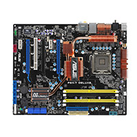 ASUS P6T Socket 1366 Intel X58 + ICH10R MOTHER BOARD