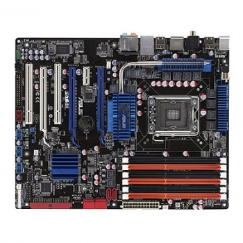 ASUS P6T SE Socket 1366 Intel X58 + ICH10R MOTHER BOARD