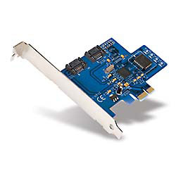 PCI SERIAL ATA HOST CONTROLLER CARD