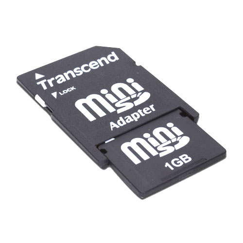 TRANSCEND 2G MINI SD CARD LIFETIME WARRANTY TS2GSDM