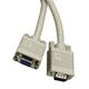 VGA EXTENSION CABLE 06FT HD15 MALE-FEMALE