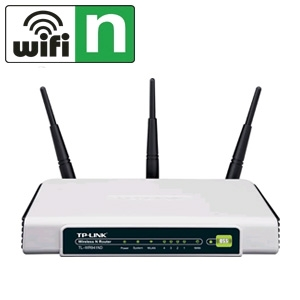 TP-LINK 300M WIRELESS N ROUTER TL-WR941ND ( 1 YEAR WARRANTY)