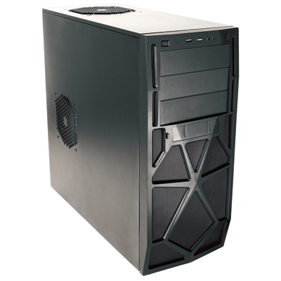 Antec 200 Two Hundred Mid-Tower ATX Gaming Case Black