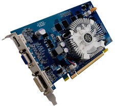 BFG GEFORCE GT 220 1G DDR2 VIDEO CARD (LIFETIME WARRANTY)