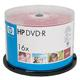 HP 16X 50PCs 4.7G DVD-R CAKEBOX