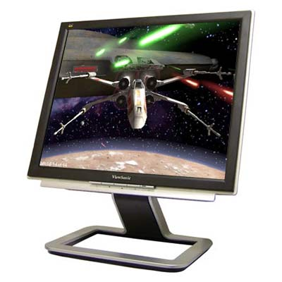 "Used 19"" Viewsonic VX924 Digital LCD (30 days warranty)"